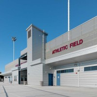 Richmond High School Stadium Building