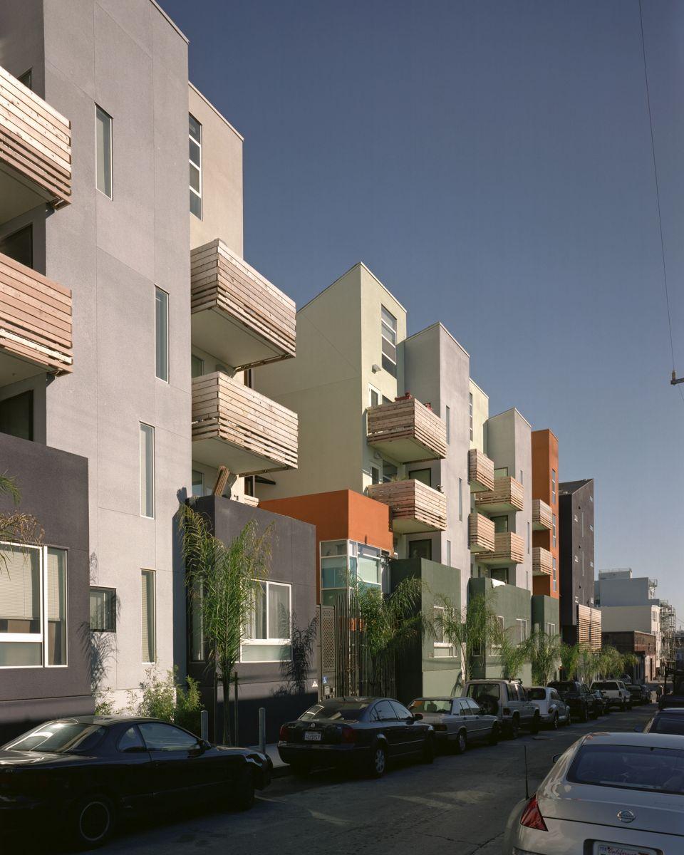 Cheap Apartments In San Francisco: Baker Vilar Architects