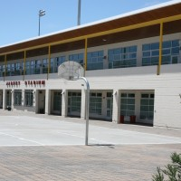 Berkeley High School Stadium Building