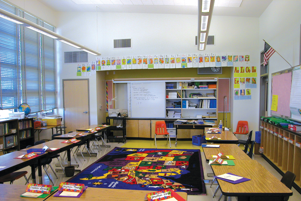 Markham Elementary School Classroom Addition - Baker Vilar ...