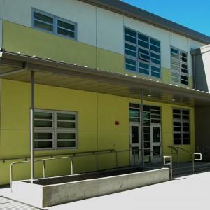 Markham Elementary School Classroom Addition Baker Vilar