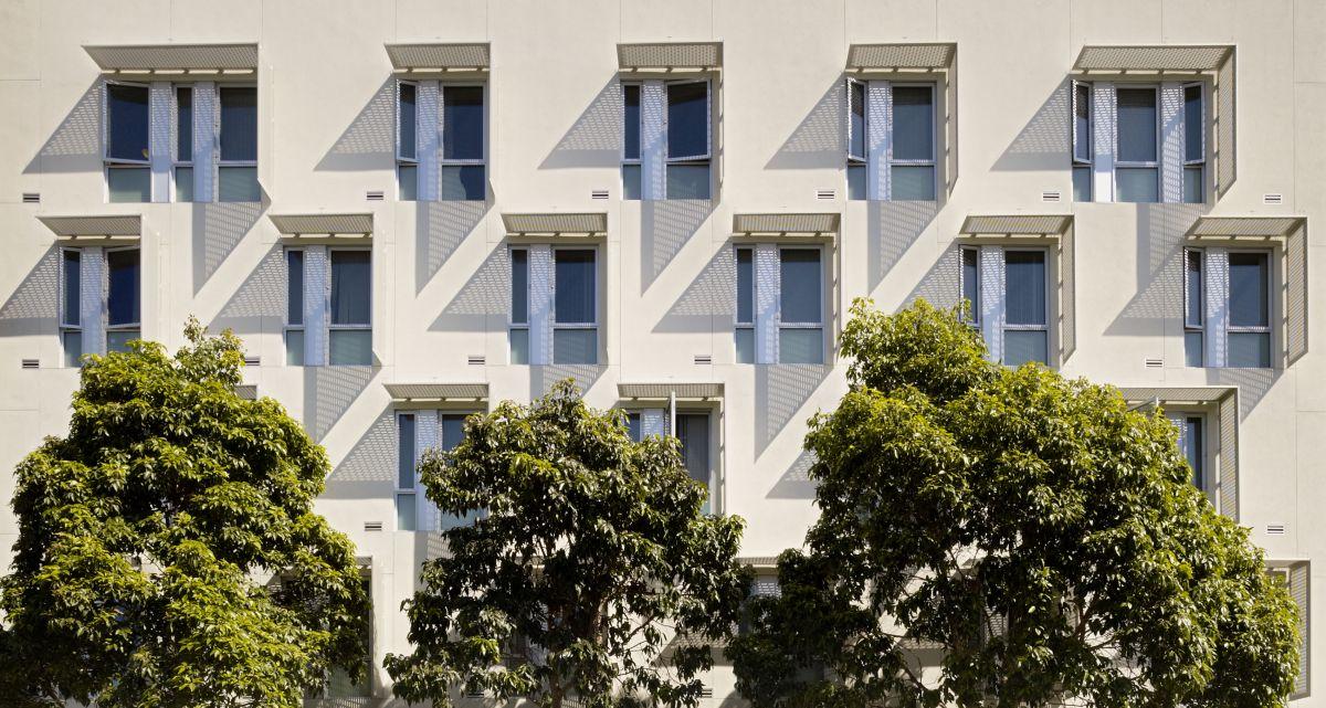 Richardson Apartments Baker Vilar Architects