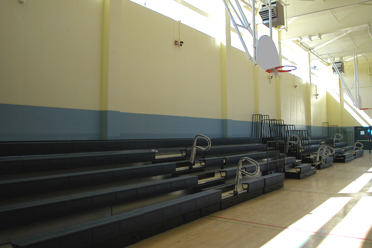 Martin Luther King Jr Middle School Gymnasium